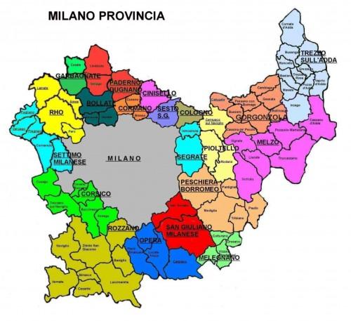 Provincia di milano sindache e loro giunte resoconto di for Negozi arredamento milano e provincia