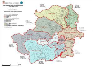 comuni provincia torino