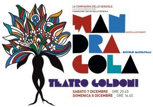 Mandragola Cartolina Goldoni 2013