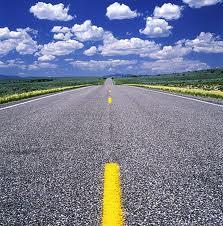 la vita è una strada