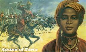 amina queen of zaria