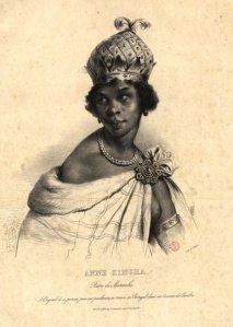 Ana Nzinga Mbande, coraggiosa regina africana, da me tradotto e rielaborato