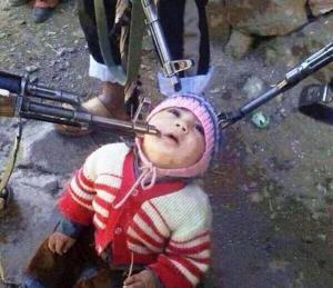 """""""Destino (guerra in Siria)"""" di Adele Libero"""