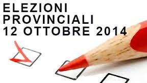 elezioni provinciali 2014