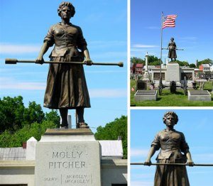 molly-pitcher-monument
