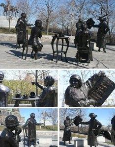 valiant-five-women-monument