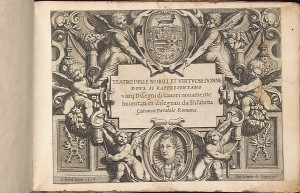 Isabella Catanea Parasole (Italian, ca. 1575–ca. 1625) Teatro delle Nobili et Virtuose Donne..., 1616 Italian, Woodcut, engraving; Overall: 7 1/2 x 10 7/16 in. (19 x 26.5 cm) The Metropolitan Museum of Art, New York, Rogers Fund, 1919 (19.51(1-46)) http://www.metmuseum.org/Collections/search-the-collections/355100