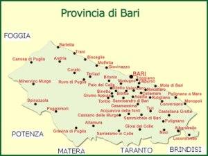 provinciadibari