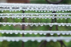 21927434-gocce-di-pioggia-su-fili-bianchi